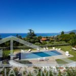 AG-DOM 5015 - Sea view villa in Bordighera