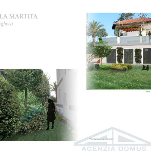 6_Giardino all'ingresso - Guest House + Giardino dell'ombra